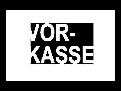 Vorkasse Logo White