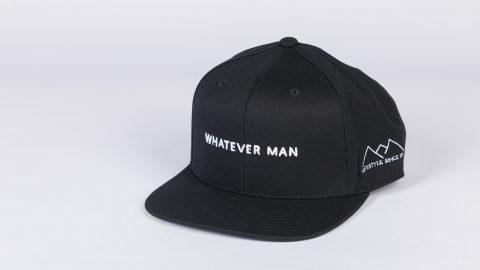 Whatever Man Block Black Vorschau