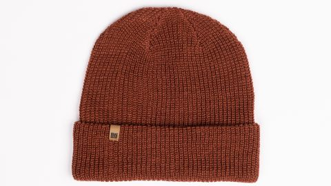 Whatever Man Ripped Beanie Classic Leather Vorschau