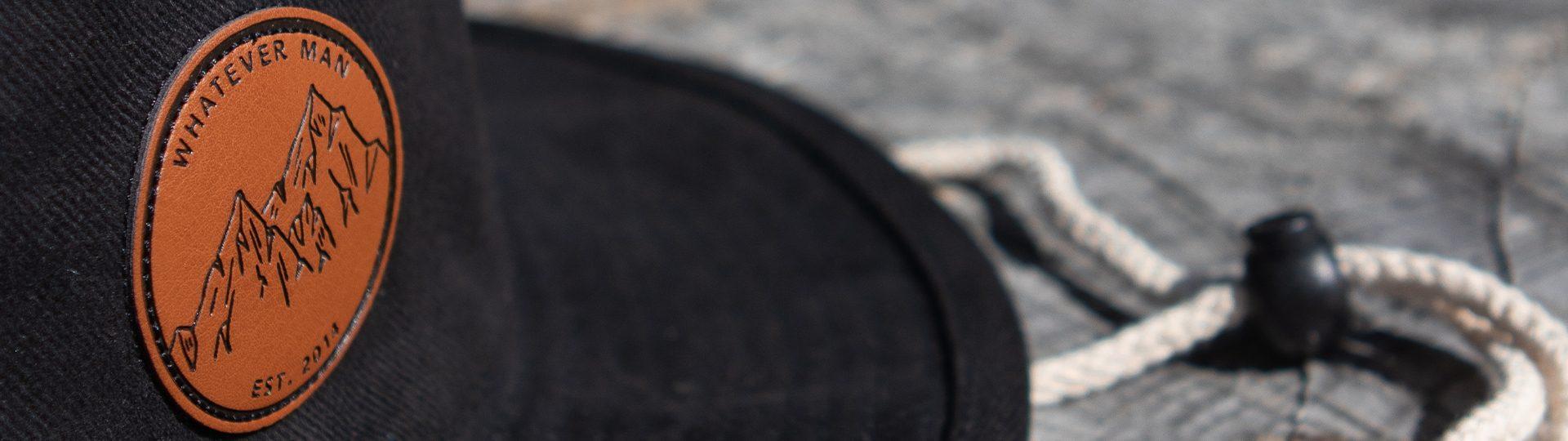 Bucket Black Header