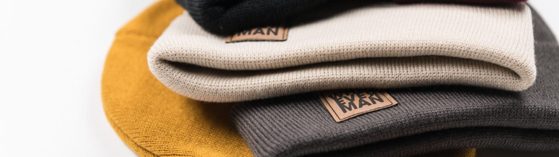Whatever Man Header Classic Beanie