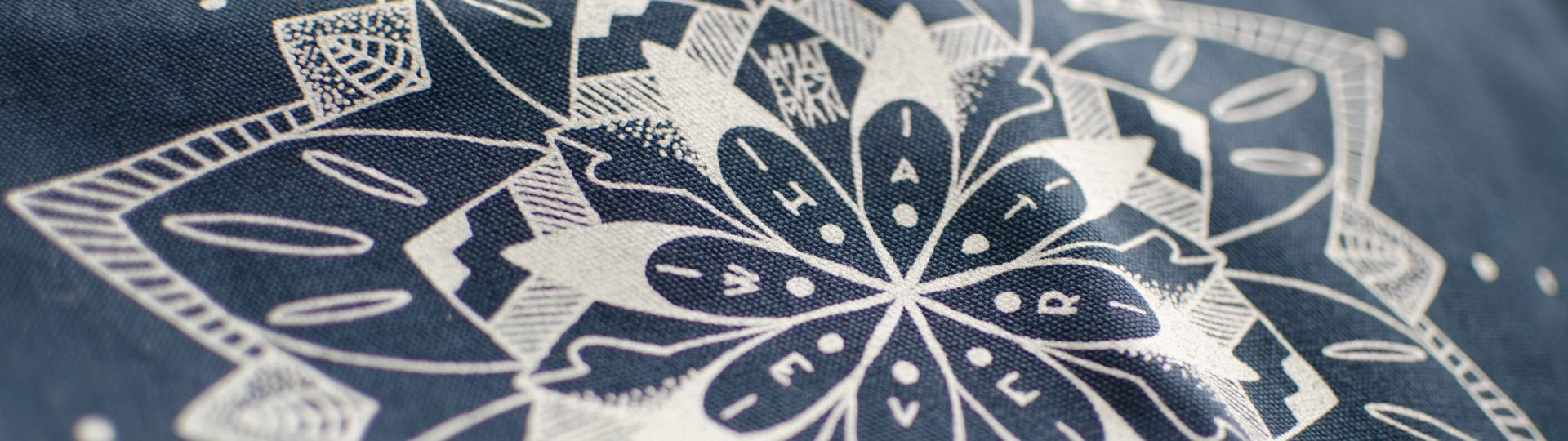 Whatever Man Hipsterbag Mandala Header