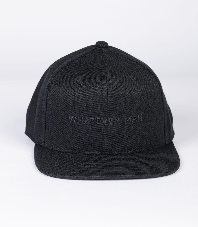 Whatever Man Block all Black 01