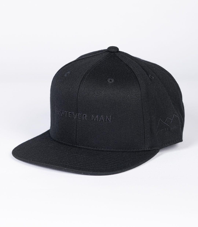 Whatever Man Block all Black 02