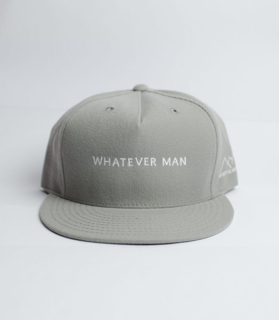 Whatever Man Cap Block 01