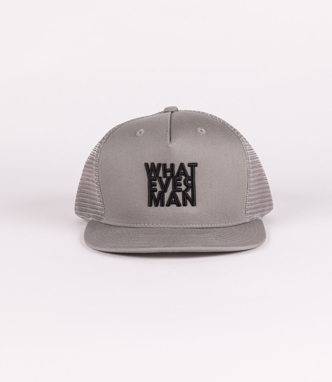 Whatever Man Classic Trucker Vorne