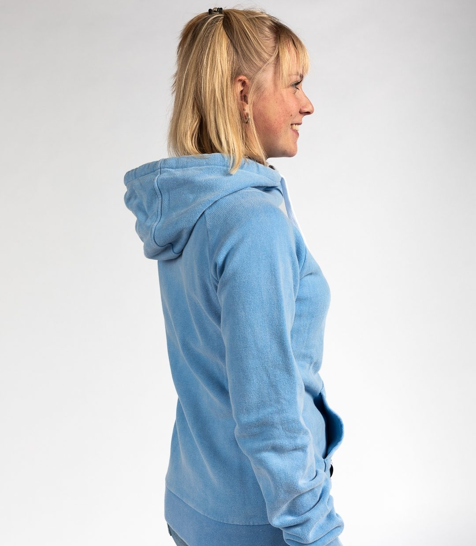 Da Vinci Zip Hoodie 1N0A8847 Bearbeitet