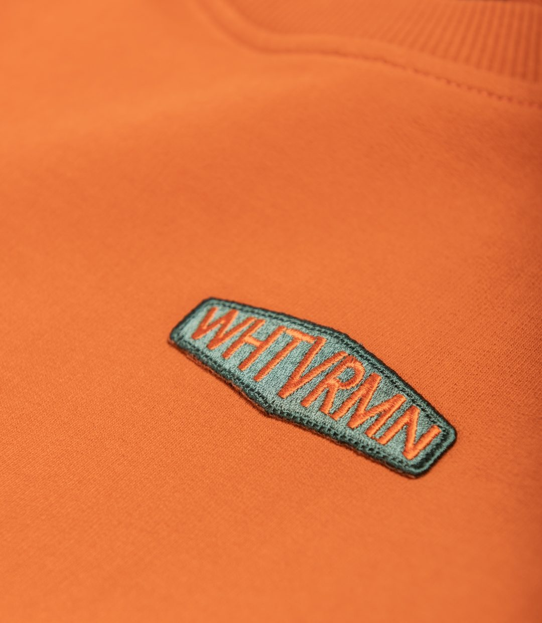 Whatever Man Women Patch Detail 1