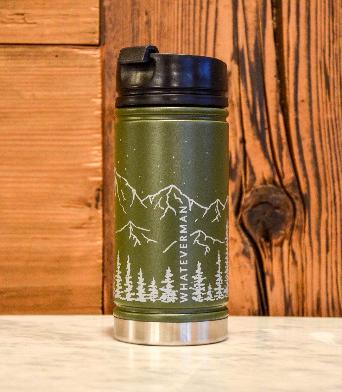 Whatever Man Kaffee Produkt green