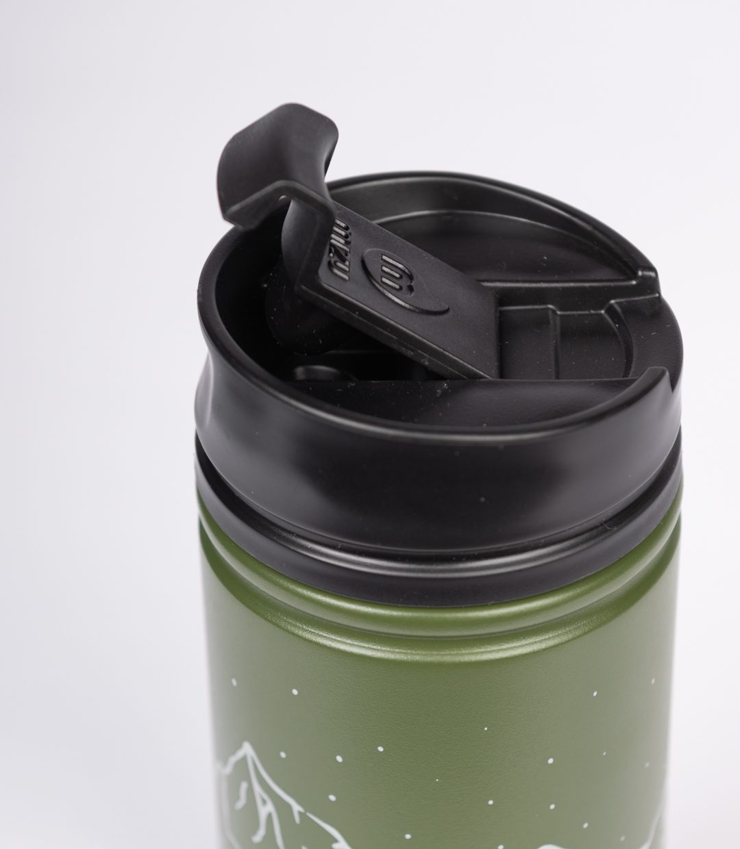 Whatever Man Kaffee green Detail01