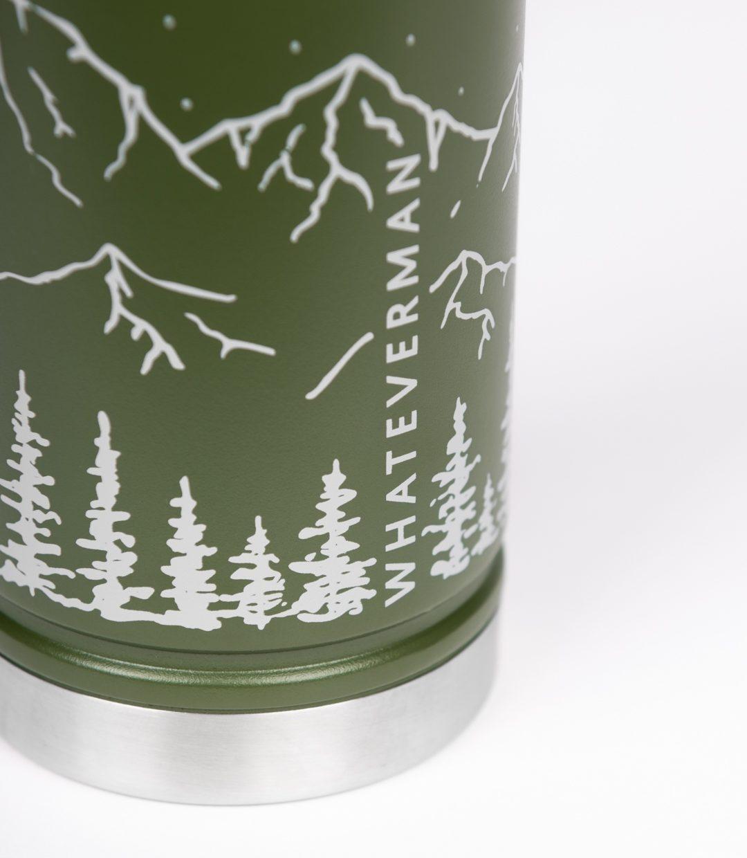 Whatever Man Kaffee green Detail02