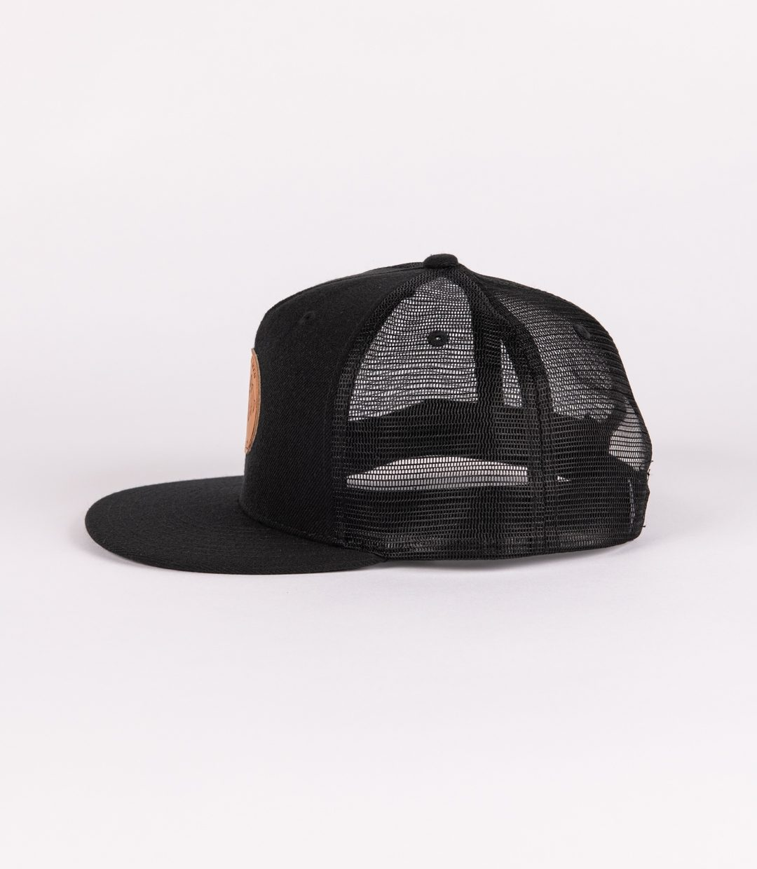 Whatever Man Leather Trucker Seite