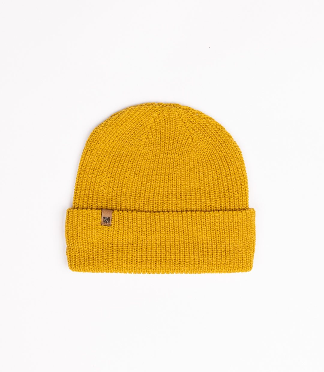 Whatever Man Ripped Beanie Classic Leather 1