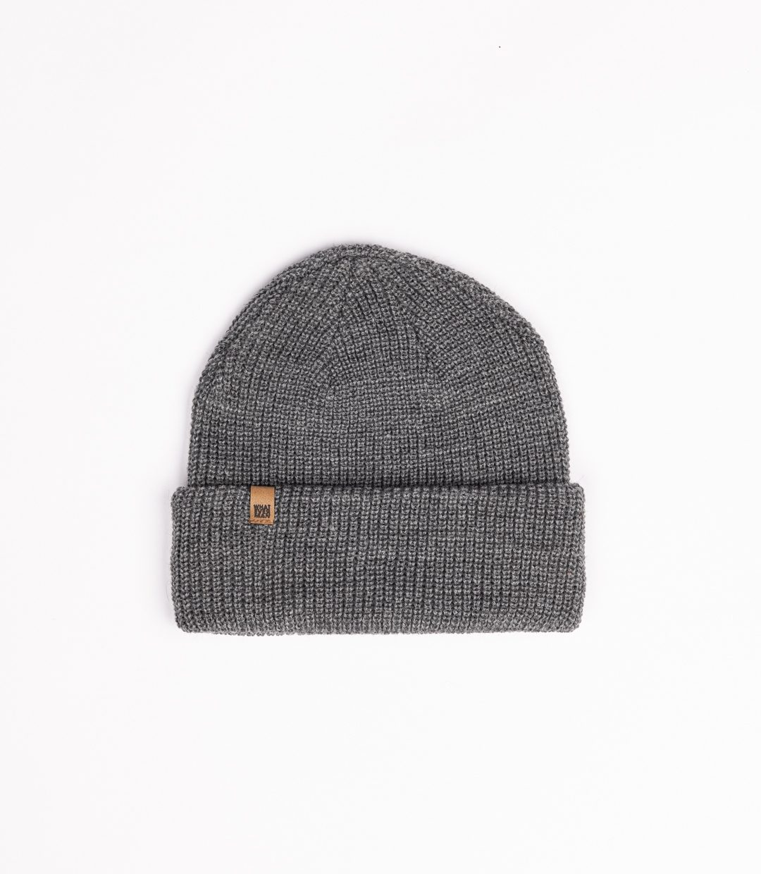 Whatever Man Ripped Beanie Classic Leather 11