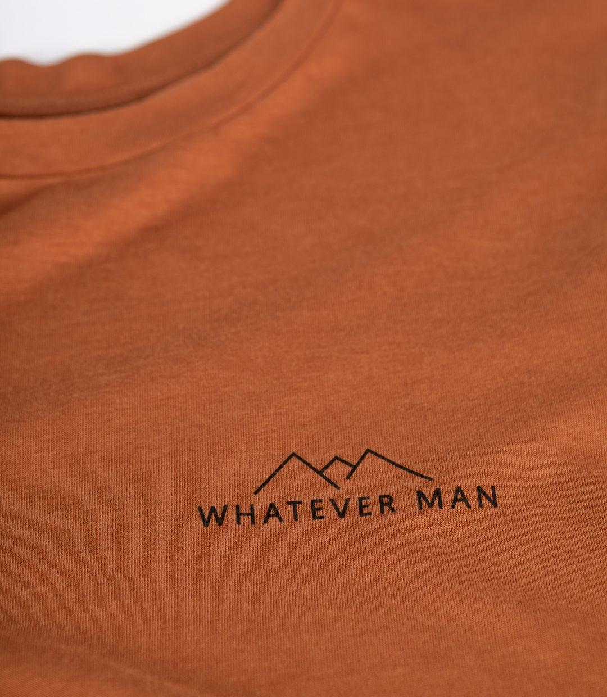 Whatever Man Women Block Rusty 5