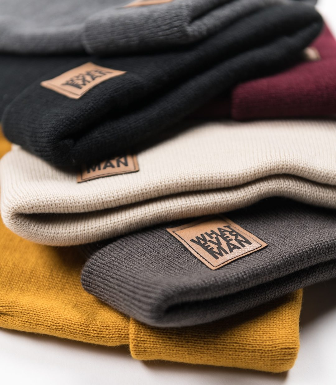 Whatever Man Classic Beanie 11