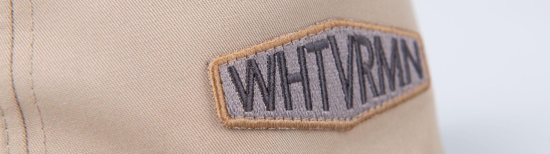 Whatever Man Unstructured WHTVRMN Header